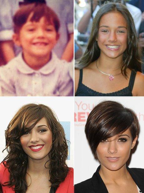 Celebrity Transformations: Frankie Sandford