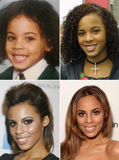 Celebrity Transformations: Rochelle Wiseman