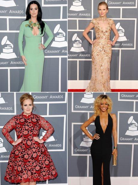 Grammys Dresses