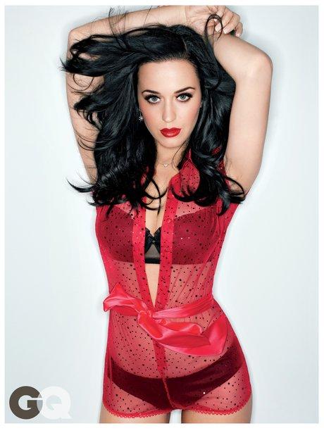 Katy Perry GQ Magazine 2014