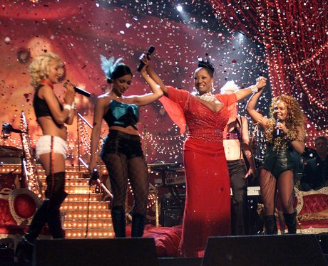 'Lady Marmalade' performed live at the Grammys