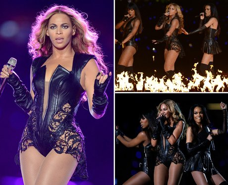 Beyonce and Destinys Child Super Bowl