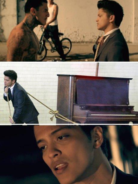 Bruno Mars 'Grenade'