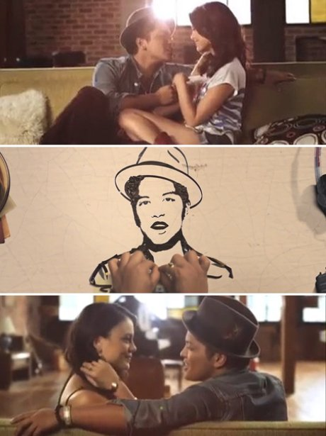 Bruno Mars 'Just The Way You Are'