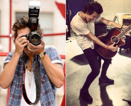 Harry Styles Talents