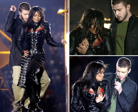Justin Timberlake and Janet Jackson (2006) - Capital's 9