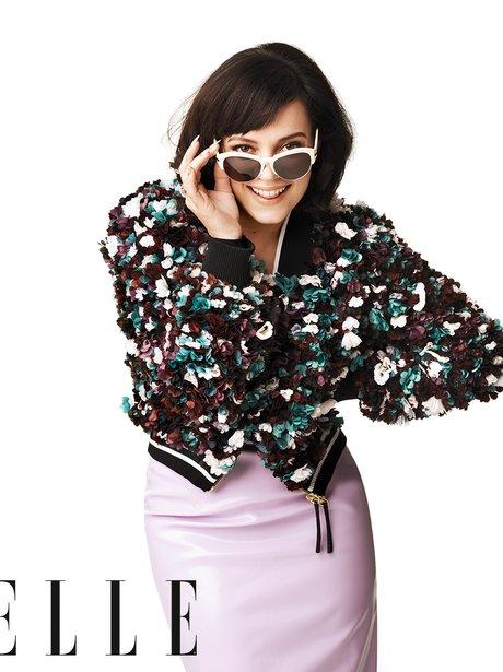 Lily Allen ELLE Magazine