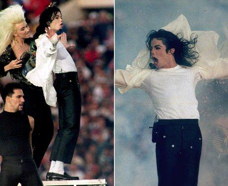 Michael Jackson Super Bowl 1993