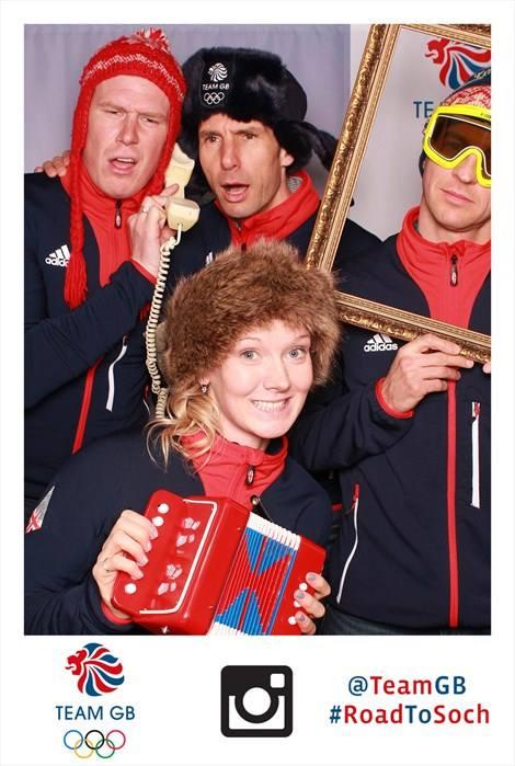 Team GB  Biathlon Winter Olympics