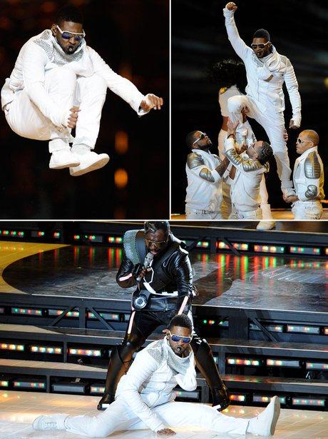 Usher Super Bowl 2011