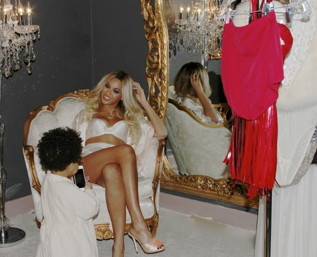 Beyonce and Blue Ivy Photoshoot Tumblr