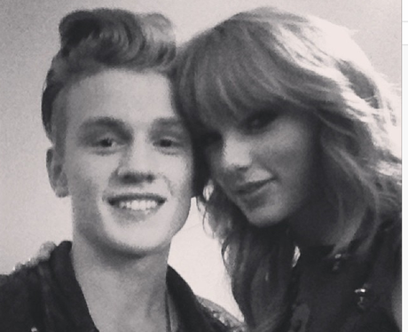 the vamps james and taylor swift is dating
