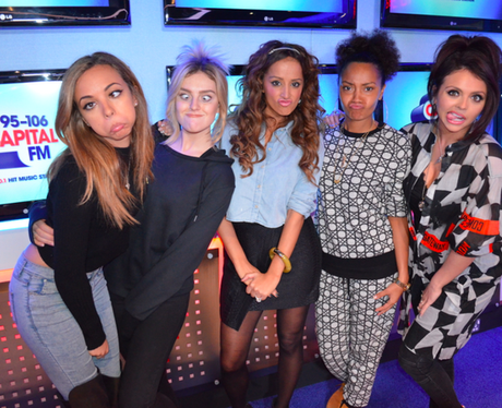 Little Mix join Max on her Capital show