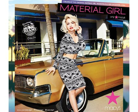 Material Girl 2014