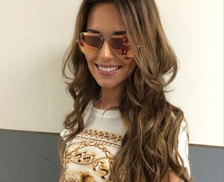 Cheryl Cole instagram