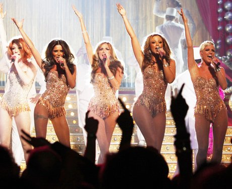 Girls Aloud BRITS 2009
