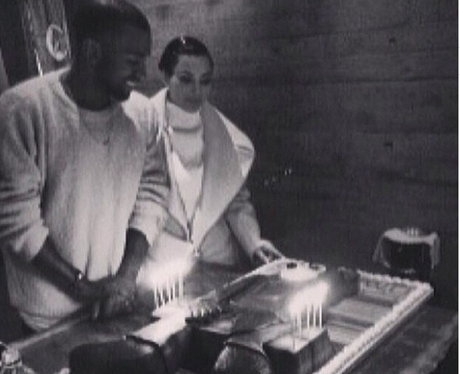 Kanye West Album Launch