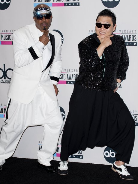 Psy American Music Awards