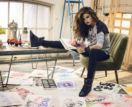 Selena Gomez launches her adidas NEO Label Spring