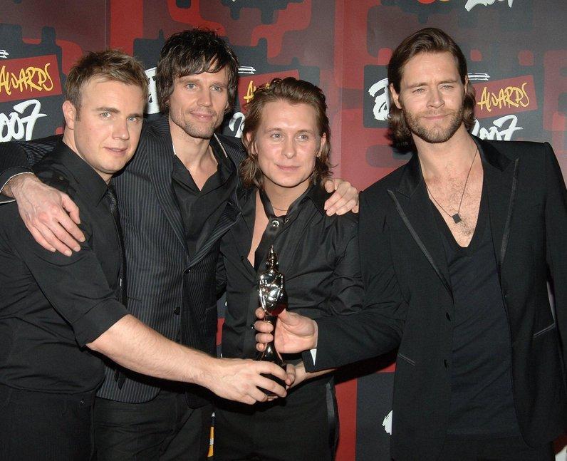 Take That BRIT Awards 2007