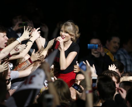 Taylor Swift  'Red' Tour