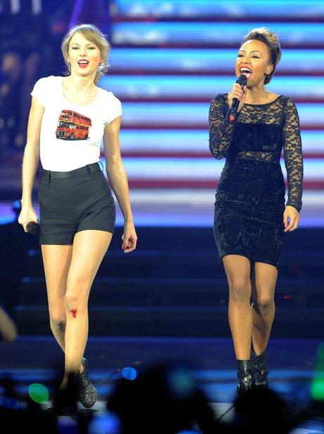 Taylor Swift and Emeli Sande Tour