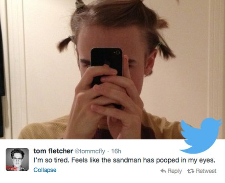 Tom Fletcher Twitter Highlights