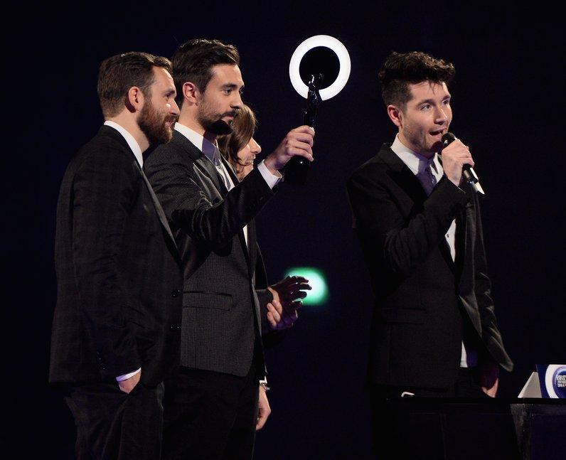 Bastile BRIT Awards 2014 Winners