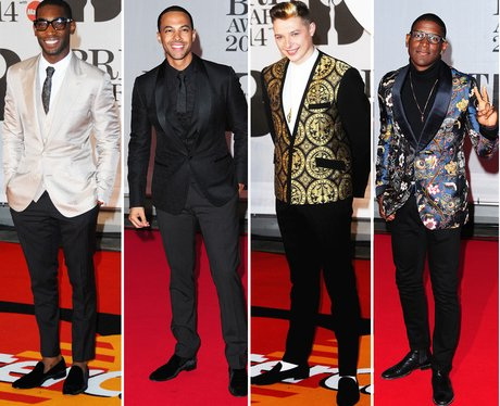 Best Fashion Statements BRIT Awards 2014
