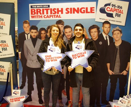 BRITs at House of Fraser