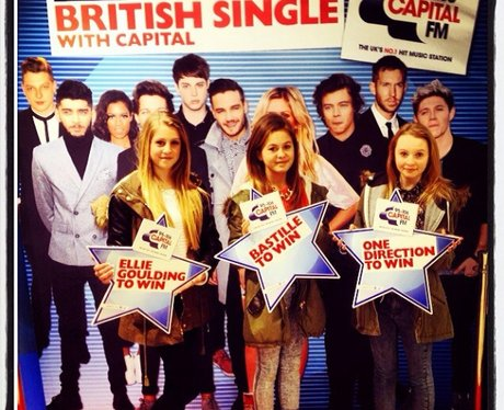 BRITs at New Look Leicester