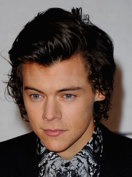 Harry Styles BRIT Awards 2014 Red Carpet