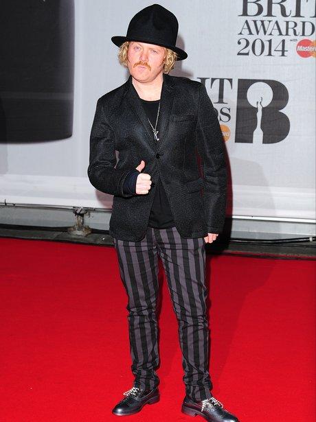 Keith Lemon at the Brit Awards 2014