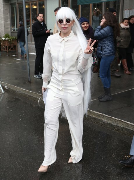 Lady Gaga S Craziest Fashion Moments Capital