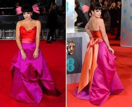 Lily Allen BAFTA Party 2014