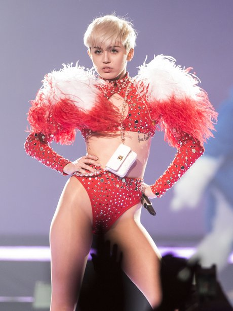 Miley Cyrus Bangerz Tour 2014