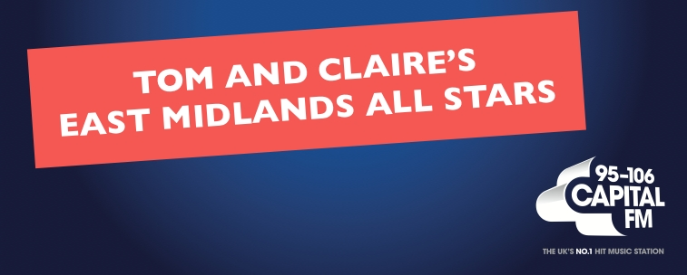 Tom and Claire's East Midlands All Stars
