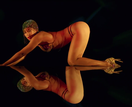 Beyonce Partition video
