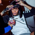 Image 8: Rihanna drinking and straightening her hair