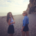 Image 7: Taylor Swift and Lorde on the beach