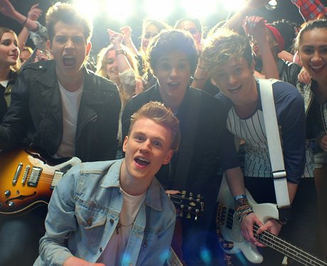 The Vamps' 'Last Night' music video