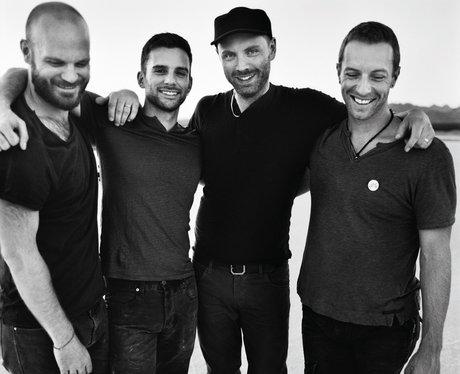 Coldplay 2014. Photo: Anton Corbjin