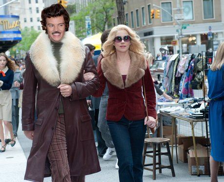 Harry Styles Film Roles: Anchorman (Ron Burgundy)