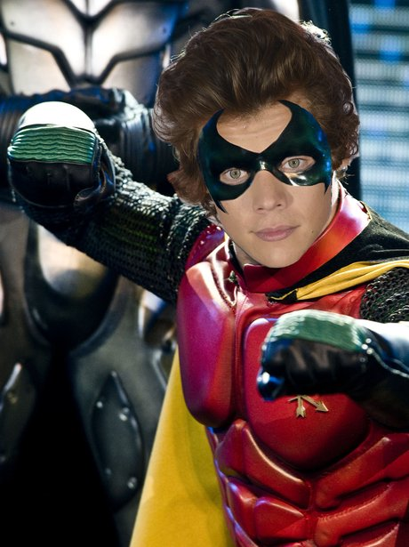 Harry Styles Film Roles: Robin