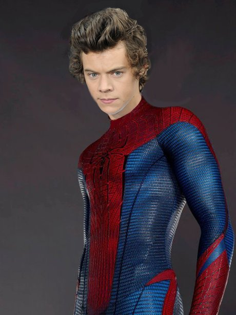 Harry Styles Film Roles: Spiderman