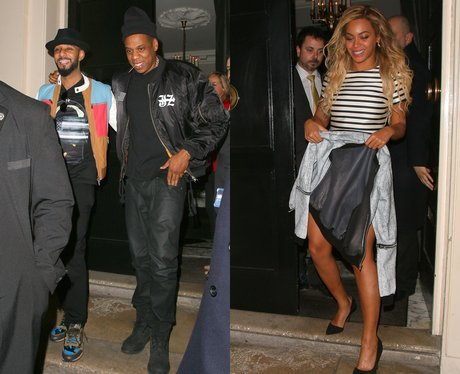 Jay Z and Beyonce Date