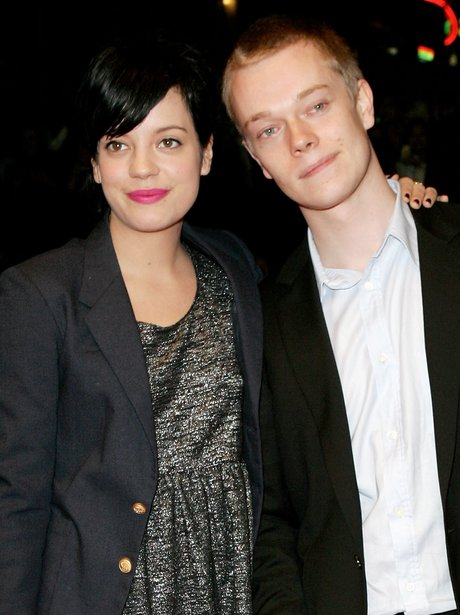 Lily Allen and Brother Alfie