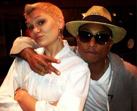 Pharrell and Jessie J