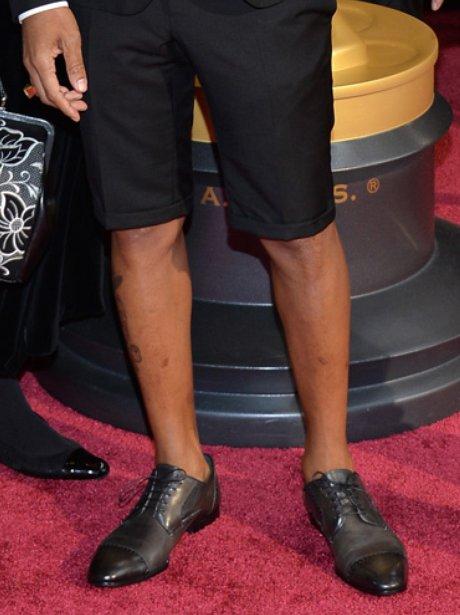 Pharrell's Shorts Oscars 2014