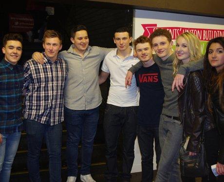 Rizzle Kicks At Cardiff Uni SU